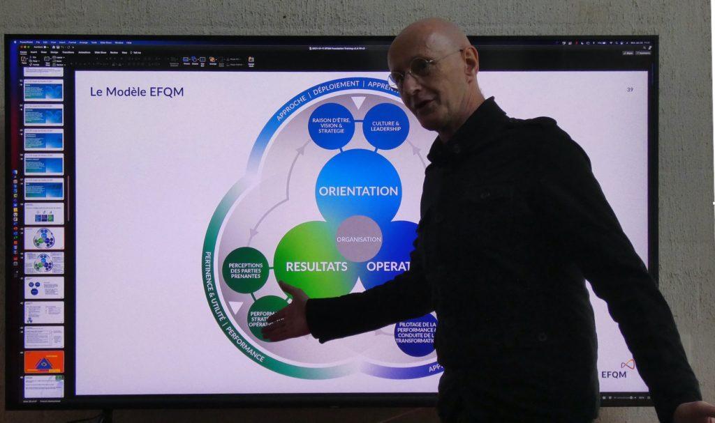 Le modèle EFQM en Suisse Romande